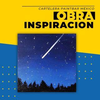 En #PaintbarMexico, además de pedirle un deseo a la estrella fugaz, la pintamos en @hamburguesascleto 🌠 🎨 (El deseo se cumple cuando terminamos la obra 😉) 📅 Viernes 13 📍 La Cabaña de Cleto, Av. Murillo Vidal #150 🎟 Cupo Limitado $350 por persona (👧🏻👦🏽👩🏼👴🏼)